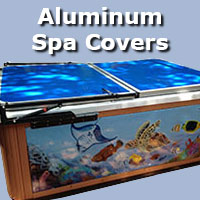 Aluminum covers are available in 12 colors.