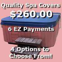 Quality Spa Covers $260
